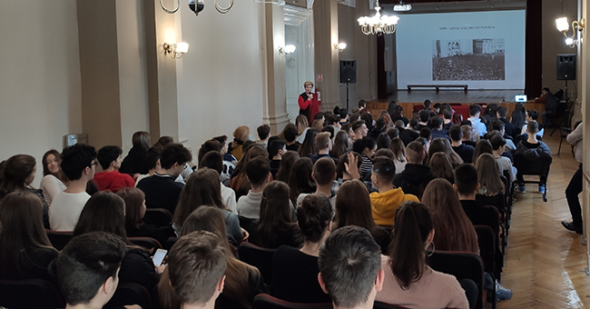 Colegiul Național Bănățean, poartă deschisă către Capitala Culturală Europeană
